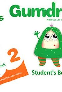 Gumdrops 2 Student'S With Cd Pack - Williams Salvador, Rebecca