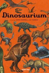 Dinosaurium - Wormell, Chris,