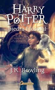 Harry Potter Y La Piedra Filosofal - Rowling, J.K.