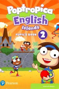 Poptropica English Islands 2 Pupils Book - Salaberri, Sagrario